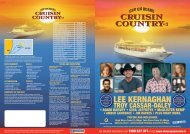 12 October 2013 Cruisin Country 3 - Wings Away Travel and ...