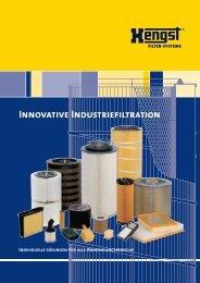 Broschüre Industriefiltration » (6.4 MByte, PDF) - Hengst GmbH & Co ...