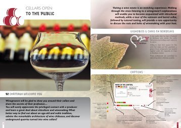 to tHe PUBLiC - Saint-Emilion