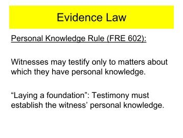 federal rules of evidence essay Free essay: the rules of evidence: in today's society there are rules that define   federal courts follow the federal rules of evidence (fre) which began in.