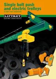 as light crane components - liftket.de