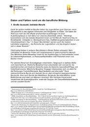 Factsheet Berufliche Bildung (pdf, 247,44 kB)