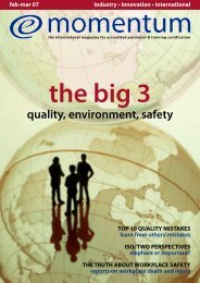 quality, environment, safety - rabqsa