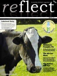 Arena UK - Reflect Magazine