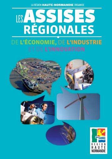 Assises régionales de l'économie - DrakkarOnline