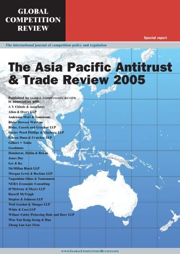 asia pacific law review pdf