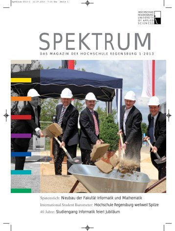 Spektrum - Hochschule Regensburg