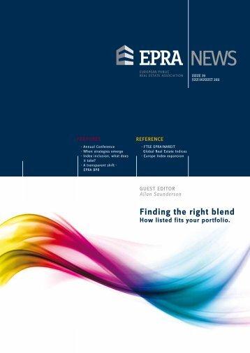 NEWS - EPRA