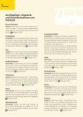 Mobilissimo, Das Postauto-Magazin - PostBus - Seite 6
