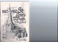 Gemeindebrief Juni 1962 - Kirchengemeinde St. Petri und Pauli