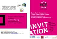 Programme détaillé - Association HQE