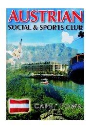 Österreichische Botschaft Pretoria - Austrian Club - Cape Town