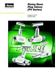 PV Series - regula servis