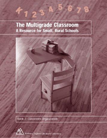 Book 2: Classroom Organization - Education Northwest