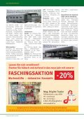 FASCHINGDIENSTAG: FASCHINGS- UMZUG UND SHOWBÜHNE - Seite 4