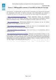 Annexe 1 - Agence de l'Eau Seine Normandie