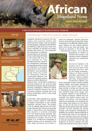 Download - African Wildlife Foundation