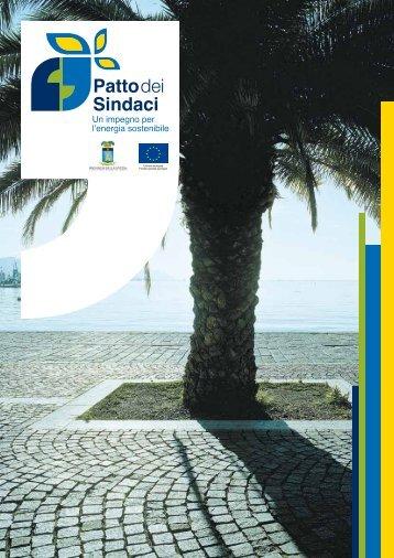 Provincia della Spezia - Patto dei Sindaci