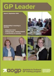 Issue 6, September 2009 Sustainability in teaching & learning ...