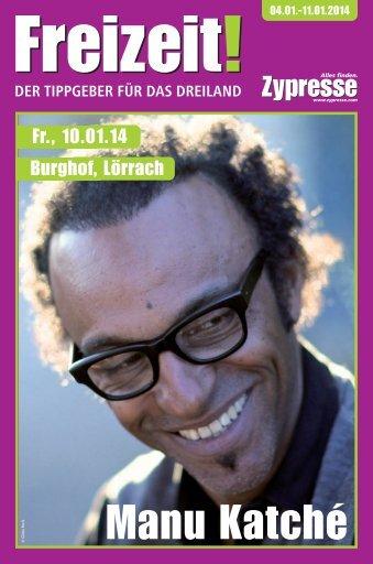 Burghof, Lörrach Fr., 10.01.14 - Zypresse