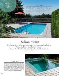 Rund ums Haus, Ideales Heim 04/13 - Lehnert AG