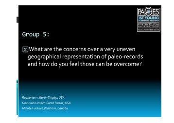 Group 5: