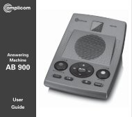 AB900 User Guide - Hearing Direct