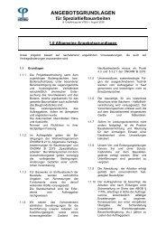 Allgemeine Angebotsgrundlagen (PDF - Vöbu