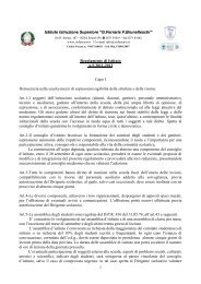ALLEGATO REGOLAMENTO - IIS G.Ferraris-F.Brunelleschi