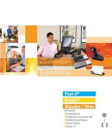 Catalogo 3M Línea Computación - Calidad y Servicio al Mejor Precio