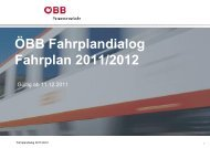 ÖBB Fahrplandialog Fahrplan 2011/2012 - Mannersdorf.spoe.at