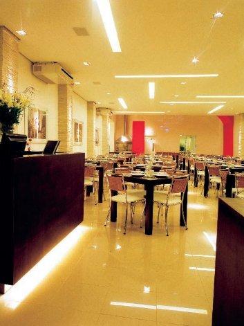 Asher Restaurante - Lume Arquitetura
