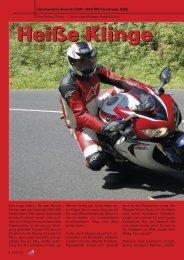 Honda Fireblade - Kultourbikes.de