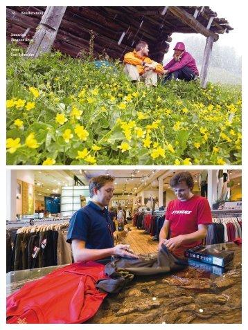 Kaufberatung Hightech-Textilien - 4-Seasons.de