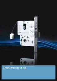 Electric Mortice Locks - Seymour Locksmiths