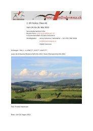 2. DR Fricktal, Eiken AG Vom 24. bis 26. Mai 2013 - bei ...