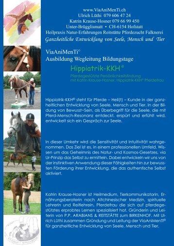Hippiatrik-KKH © - bei swissendurance.ch!