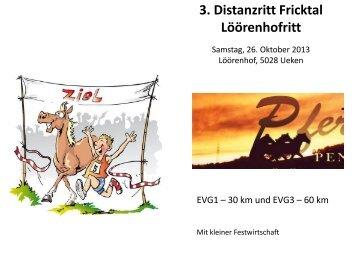 weitere Infos - bei swissendurance.ch!