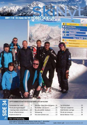 SIDE 34 - Hobro Skiklub