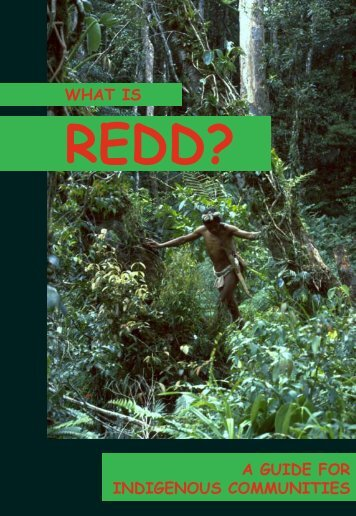 What is REDD ( PDF, 14 MB - part of its corporate citizenship activities