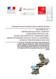 accord etat – union sociale pour l'habitat ... - Convergence-LR
