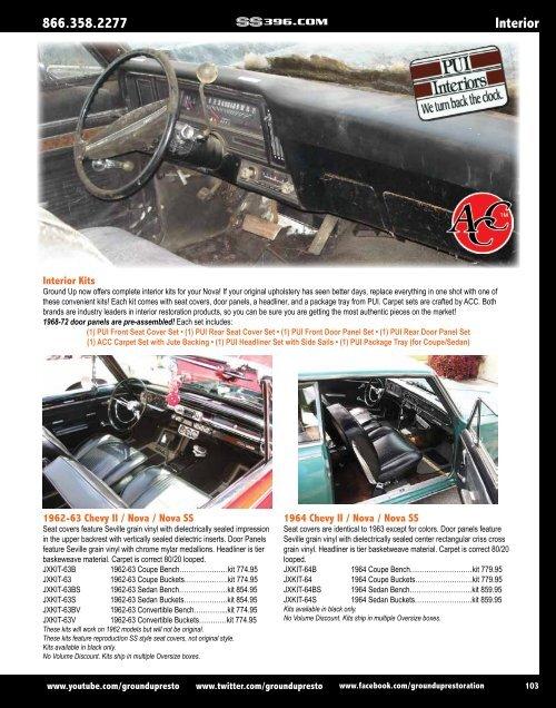for 1974-79 Chevy Nova 2 Door 830-Buckskin Carpet 4 Speed Manual Trans
