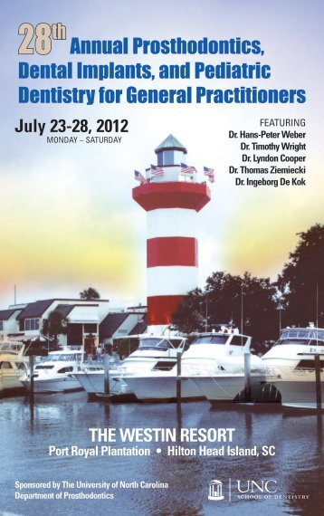 Annual Prosthodontics, Dental Implants, and Pediatric Dentistry for ...