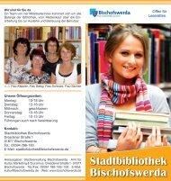 Stadtbibliothek Bischofswerda