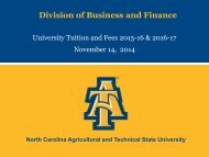 03 BOT November 2014 Meeting_Business Affairs Committee_Tuition and Fee Presentation 2015-16 and 2016-17 Rev