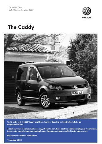The Caddy - Volkswagen