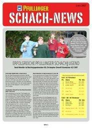 Schach-News 06/2007 - Schachfreunde Pfullingen eV