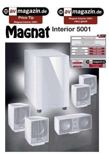 Interior 5001 - Magnat