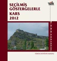 KARS - Türkiye İstatistik Kurumu