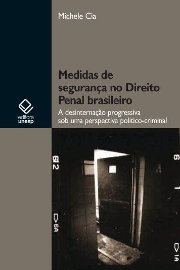 Medidas de segurança no Direito Penal brasileiro - Bibliotecadigital ...